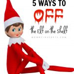 Did you love the elf on the shelf? It was so much fun creating mischief....then you grew tired of the job that became the blasted ELF?! Well here are 5 ways to OFF the Elf! You're welcome!